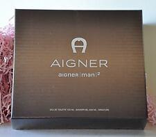 Aigner |man|2 ETIENNE AIGNER for MEN SET EDT 100ml, VERY  RARE