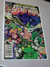 Marvel Super Heroes Secret Wars #6 - 1984 limited 12 issue series VF