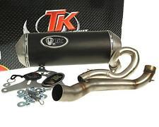 Escape Deportivo con E Dibujo Turbo Kit GMax 4T para Suzuki Burgman 125 150