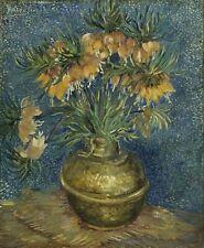 Imperial Fritillaries in a Copper Vase-van Gogh, jigsaw puzzle, 70x50cm, 1000pcs