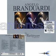 "ANGELO BRANDUARDI ""PLATINUM"" BOX 3CD- INEDITO + NEW VRS"