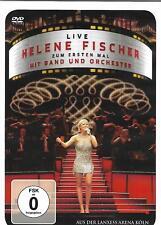 """Helene Fischer - Zum ersten Mal mit Band und Orchester DVD """"KÖLN Lanxess Arena"""""""