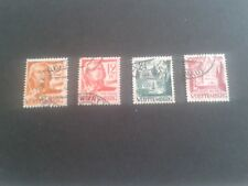 WURTTEMBERG 1948 Allied Occupation used stamps
