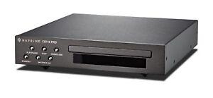 NuPrime CDT-8 Single Speed CD-Laufwerk (Schwarz)