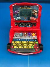 Ordinateur Éducatif Genius VTECH Voiture Cars Flash Mac Queen McQueen rouge 2 3