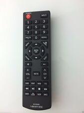 New mc42ns00 remote control for Sanyo Roku Ready TV DP24E14 DP42D24 DP50E44