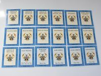 Warhammer Magic Armour 18 Game Card Set Citadel 1996 Games Workshop