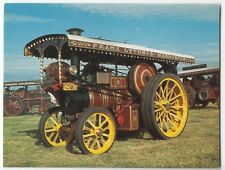 Foden 10HP Showmans Engine WR6985 of 1910, 'Prospector' PPC, by LTEC Unposted