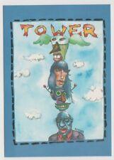 JOEY RAMONE Tower Records Postcard 1997 Promotional Music