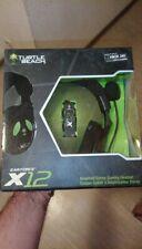 Turtle Beach Ear Force X12 (Bass-)Headset Neu für PC und Xbox 360