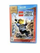 LEGO City Undercover Nintendo Selects (Nintendo Wii U, 2016) Sealed NEW