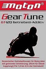 moton Getriebeöladditiv Additiv 1 x GT-120 Geartune Motorrad 2-Takt / 4-Takt