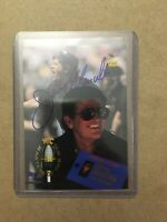 1995 Signature Rookies Masters of the Mic /34000 Jerry Glanville #M2