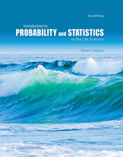Introduction to Probability and Statistics in the Life Sciences by Vaughan