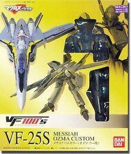 Macross F (Frontier) VF100's VF-25S Messiah Valkyrie Ozma type by Bandai Figure