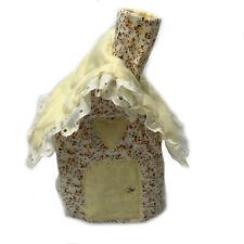 Kleenex Tissue Box Cover Handmade Yellow House Style