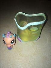 Hasbro Littlest Pet Shop Seahorse with Habitat (2)$