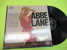 ABBE LANE WITH XAVIER CUGAT LP CHEESE CAKE MONO SHRINK EX