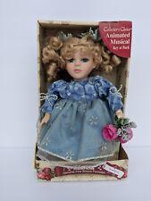 collectors choice contemporary porcelain victorian dolls for sale ebay. Black Bedroom Furniture Sets. Home Design Ideas