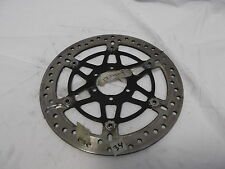 DUCATI MONSTER 52R 800. 05/08. OEM FRONT BRAKE DISC. DISCO DE FRENO DELANTERO.