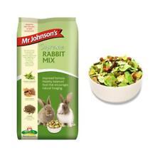 Mr Johnsons SUPREME ADULT RABBIT MIX Healthy Fibre Bunny Diet Muesli Blend Food