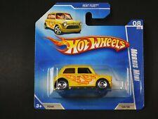 Hot Wheels  MORRIS MINI      2009  !VERSAND AM SELBEN TAG!!  STARS
