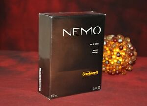 NEMO CACHAREL EDT 100ml, Discontinued, Very Rare, New in Box, Sealed