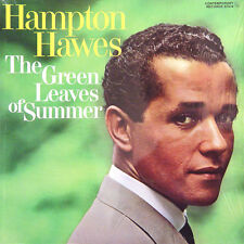 HAMPTON HAWES The Green Leaves Of Summer US Press Contemporary S-7614 LP