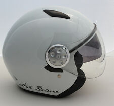 LML Jet Helm STAR DELUXE, weiß, Markenhelm, Gr. M, NEU