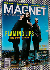 MAGNET Magazine, FLAMING LIPS, LOU REED, Elf Power, Quickspace, Giant Sand
