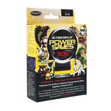 DATEL ACTION REPLAY POWER SAVES FOR NINTENDO 2DS / 3DS / 3DS XL CHEATS CODES