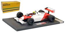 Minichamps McLaren MP4/1C Silverstone Test 1983 - Ayrton Senna 1/18 Scale