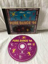 PURE DANCE '94 AUS CD ALBUM Eurodance Pop RnB DJH Stefy M People DJ Bobo