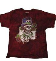 Rock Band Poison Shirt ,Dragging the Cat Across America 1987 Tour, Bret Michaels