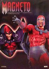 MAGNETO COMIQUETTE STATUE! SIDESHOW MARVEL UNCANNY X-MEN