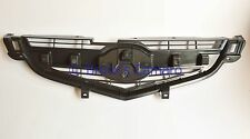 04-06 ACURA TL FRONT GRILL INSERT BLACK NEW REPLACEMENT 2004 2005 2006 AC1200109