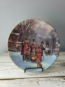 """""""The Carollers"""" From The Scenes Of Christmas Past Collection By Lloyd..."""