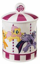 My Little Pony Vandor Carousel Cookie or Treat Jar Gift Boxed NIB Brony