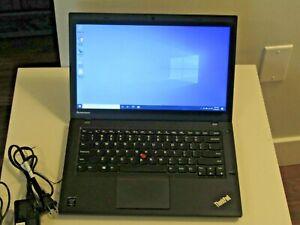 Lenovo Thinkpad T440 4th Gen I5 8gb 500gb Win 10 Pro