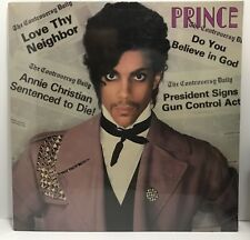 Prince Controversy Vinyl Lp - Warner Bros BSK3601 SEALED 1ST PRESSING 1981