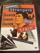 Strangers on a Train (Dvd, 2004, 2-Disc Set)
