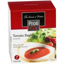 ProtiDiet - Tomato Basil High Protein Diet Soup Mix