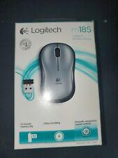 Logitech M185 wireless mouse new in Box