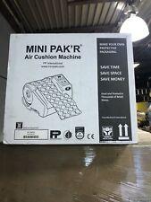 mini pak'r air cushion machine