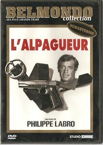 "DVD "" L'Alpagueur "" Jean Paul Belmondo / Bruno"