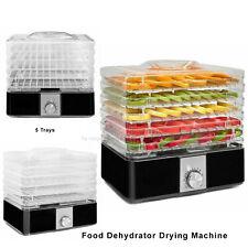 Déshydrateur alimentaire séchage électrique Machine Fruit Viande Viande Séchée P...