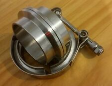 2.0 inch 51mm Vband Clamp and Collars, exhaust joiner stainless steel S/s v-band