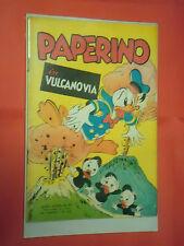 ALBO D'ORO-TOPOLINO n° 70-A-DEL 1953-IN VULCANOVIA -DA LIRE 50-mondadori-disney