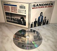 CD THE SANDMEN - WESTERN BLOOD