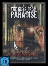 DVD THE GUYS FROM PARADISE - DIE HÖLLE VON MANILA - TAKASHI MIIKE (Japan) * NEU